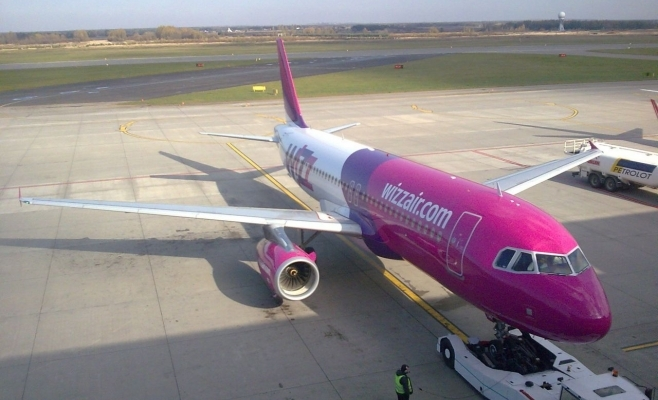 Zborurile Wizz Air din Suceava spre Italia, Germania și Marea Britanie rămân suspendate până pe 16 iunie